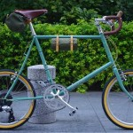 BRUNO 2016 / Minivelo Road Drop Rust Green