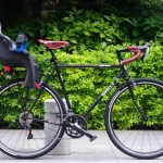 SURLY / CROSS-CHECK + BROOKS MAROON + BabySeat