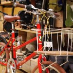 BRUNO MIXTE 2017 / RED  Basket+Brooks Slender Grip CAMBIUM