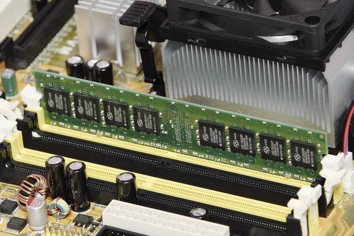 Типы данных в памяти компьютера