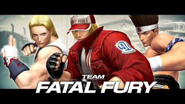 fatal fury team kof14