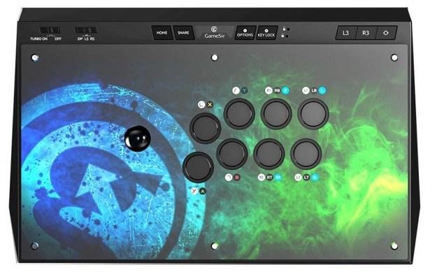 """La version """"GameSir C2 Arcade Fightstick"""", un design identique à l' E.G.O.."""