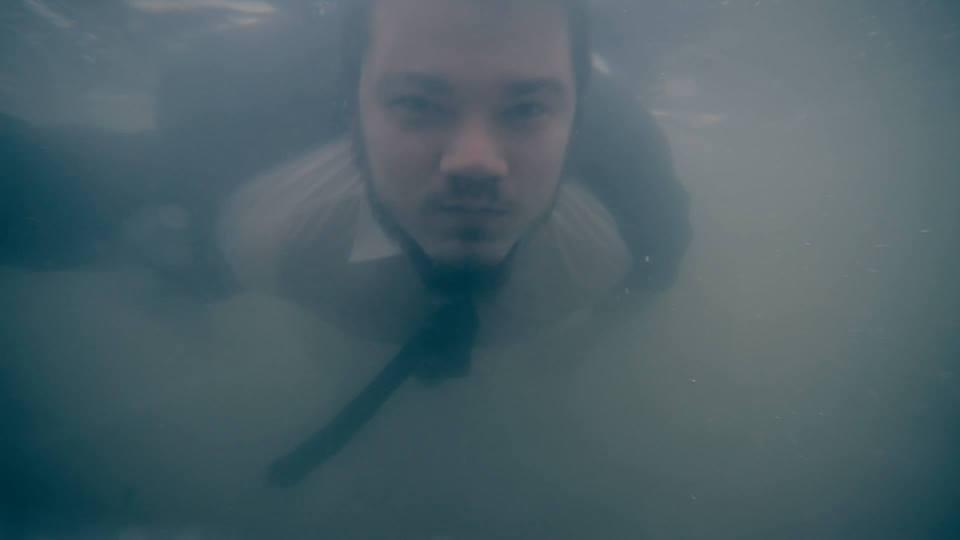 """Кадр із фільму """"Акваріум в морі. Історія Нью Йоркської Групи Поетів"""". Фото з особистої сторінки Олександра Фразе-Фразенка у Facebook"""