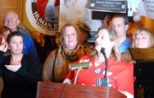On video: Activists rally for single-payer health care