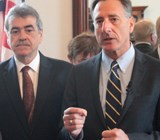 "Shumlin: Cabinet-level position ""gives governors a stake"" in education"