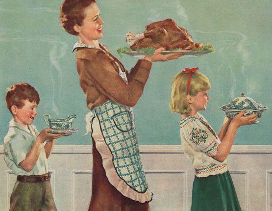 Happy Thanksgiving: Turkey day table talk with VTDigger