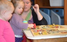 Home child care providers file for union election