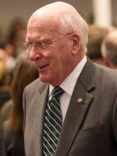 Sen. Patrick Leahy, D-Vt., Photo by Roger Crowley