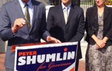 Mayors back Shumlin's re-election
