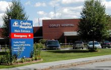 Copley Hospital under pressure from state regulators