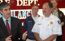 Burlington to replace EMTs with paramedics starting in November