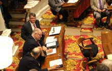 Full day of maneuvering yields new energy siting bill