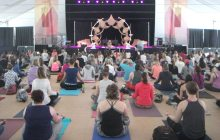Wanderlust Festival activist hopes to draw wellness enthusiasts to the polls