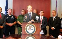 Ten federally charged for opening homes to drug dealers