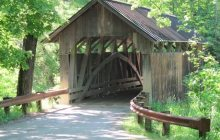Vermont covered bridges get a makeover