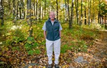 Vermont Folklife Center Portraits in Action: David Marvin