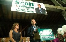 Margolis: For Republicans, Scott is the life of a small party