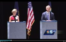 In first debate, Minter, Scott clash on Act 46 and school choice