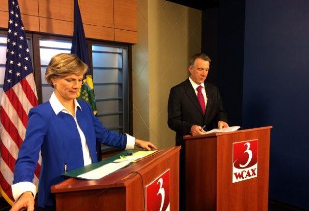 Scott leads Minter in WCAX poll
