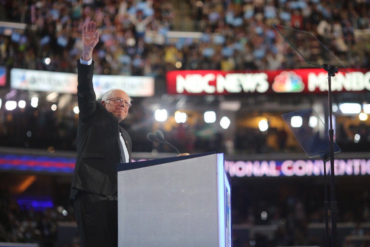 Here's why Bernie Sanders says he's 'deeply humiliated' by Democrats
