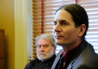 Sen. David Zuckerman, P-Chittenden. File photo by Hilary Niles/VTDigger