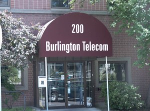 The offices of Burlington Telecom. Photo by Anne Galloway/VTDigger