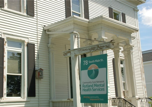 The offices of Rutland Mental Health Services. Photo by Morgan True/VTDigger