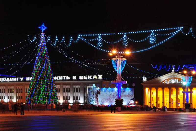Новый Год В Минске Программа Мероприятий