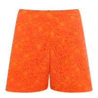 ETTIE-Orange-Lace-Shorts