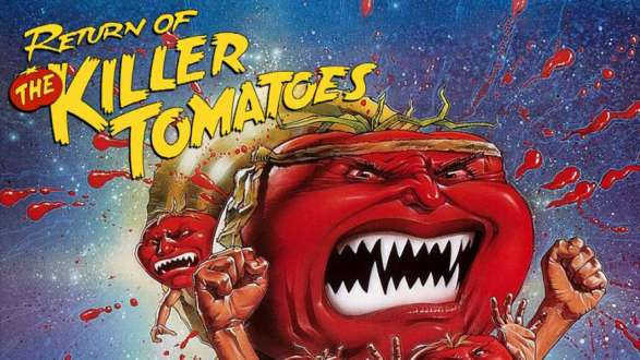 The Choice of a New Generation – Return of the Killer Tomatoes (DVD Review)