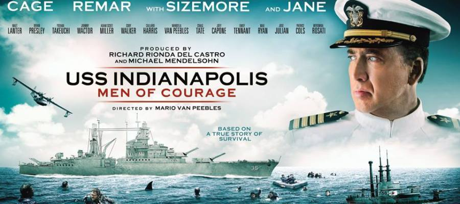 USS Indianapolis Men of Courage Film Review