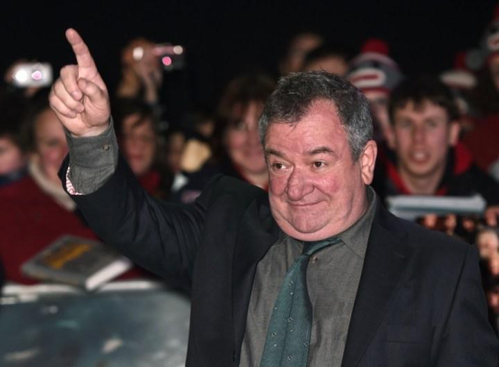 Ken Stott, nie, nevolá na taxi