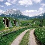Hobbit-Haus Herr der Ringe Selbstversorgen alternative Häuser