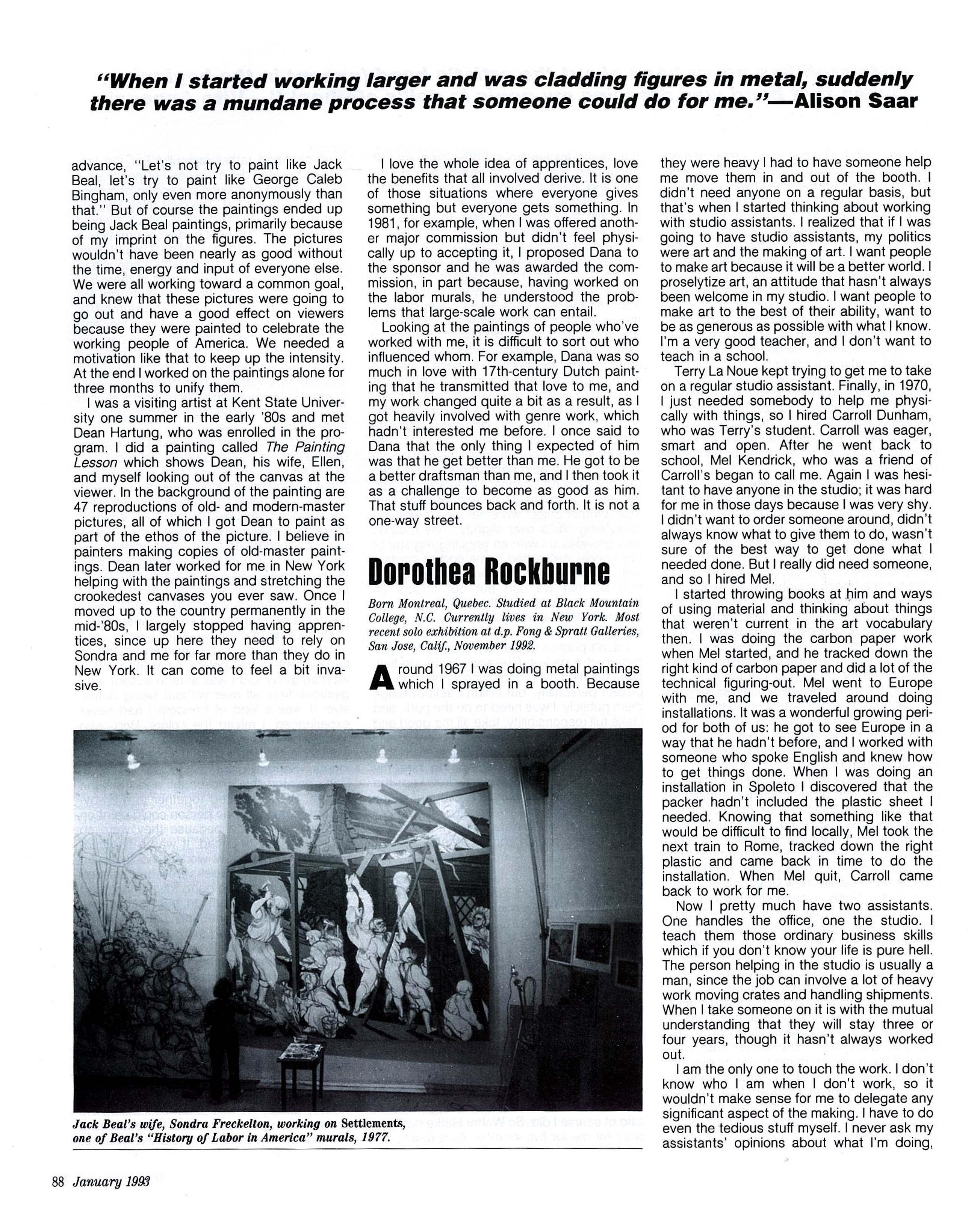 Art in America-88