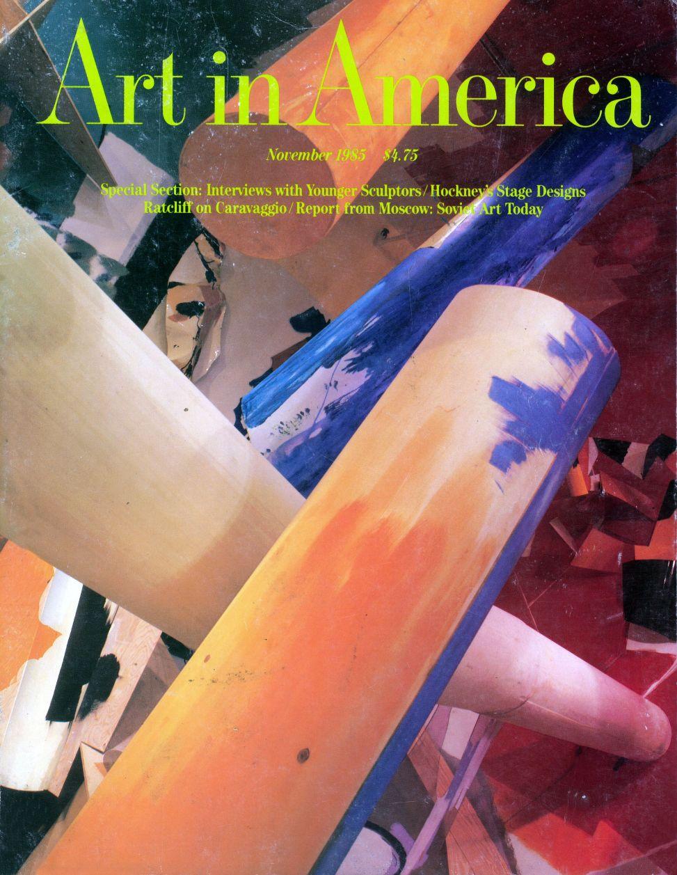 art_in_america_1985_talking_objects_page0
