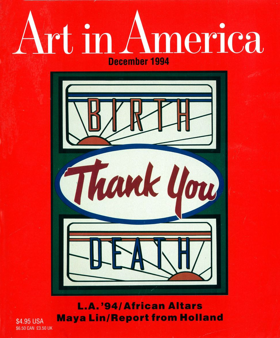 art_in_america_1994_dietman_page0