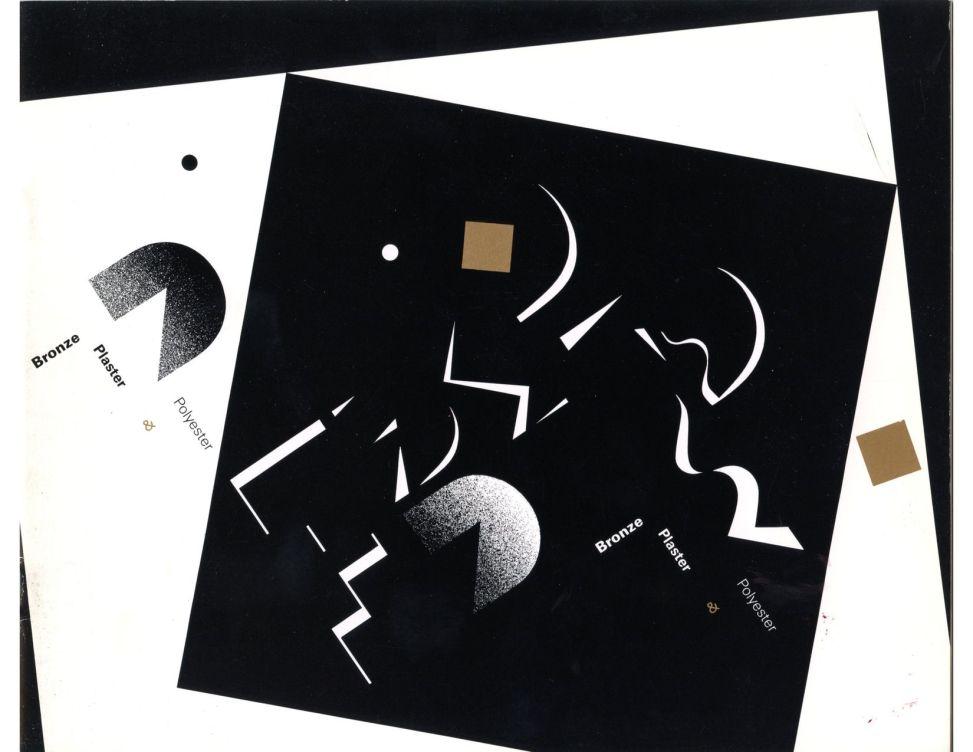(Bronze, Plaster &Polyester Book Cover).jpg