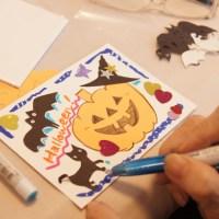 初心者でも絵手紙できる?大阪へ絵手紙教室に行ってきました。