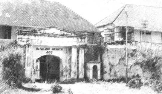 Benteng Vredeburg tahun 1970 Foto Foto Kota Jogja Tempo Doeloe