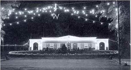 Gedung Agung tahun 1939 Foto Foto Kota Jogja Tempo Doeloe