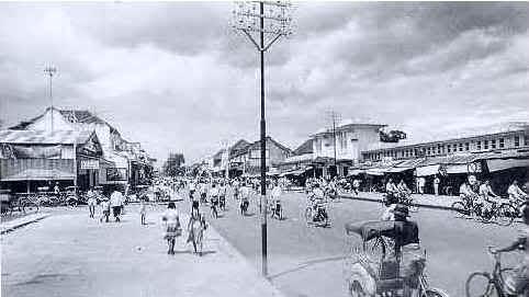 Pasar Beringharjo tahun 1910 Foto Foto Kota Jogja Tempo Doeloe