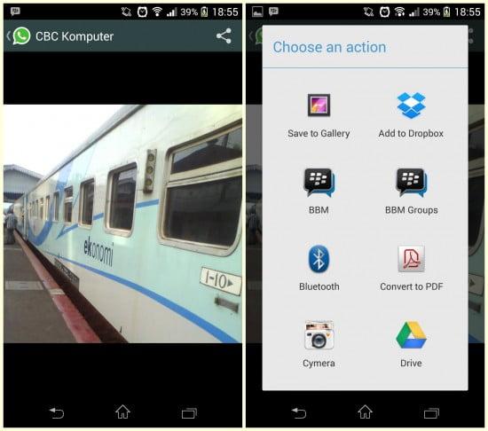 Cara Menyimpan Foto Profil Picture Teman di WhatsApp for Android Cara Menyimpan Profil Picture Teman di WhatsApp for Android