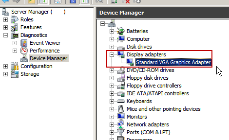 VMware WDDM Display Driver on Server 2008 (&R2) Guests
