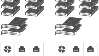 Chassis 1 - Contains 2 MicroArrays