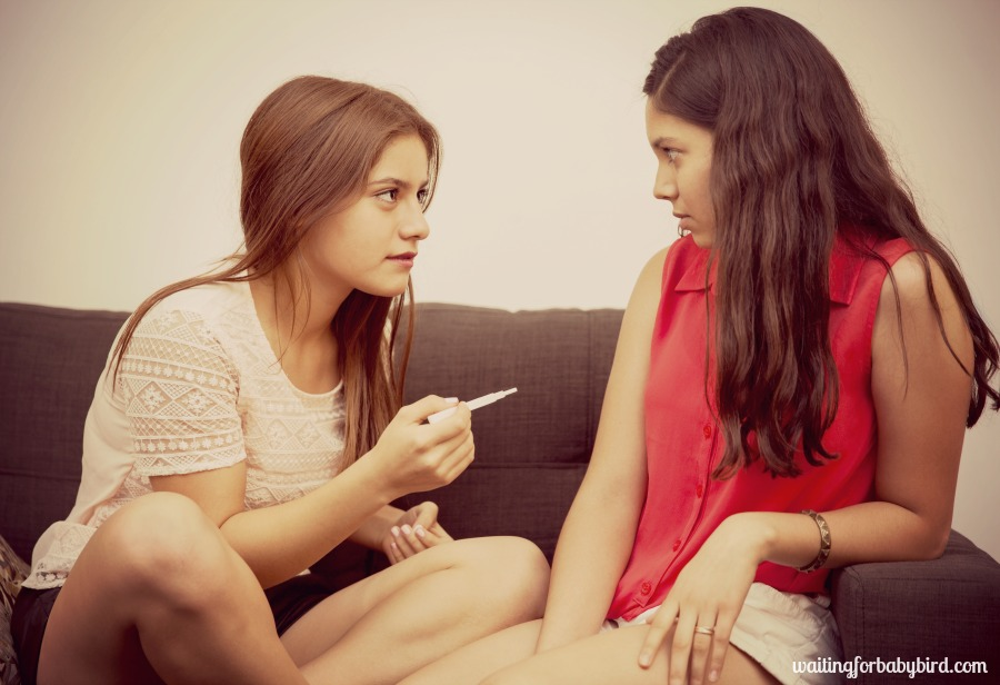 I Am Pregnant, She Is Not:  How Should I Announce My Pregnancy to an Infertile Friend?