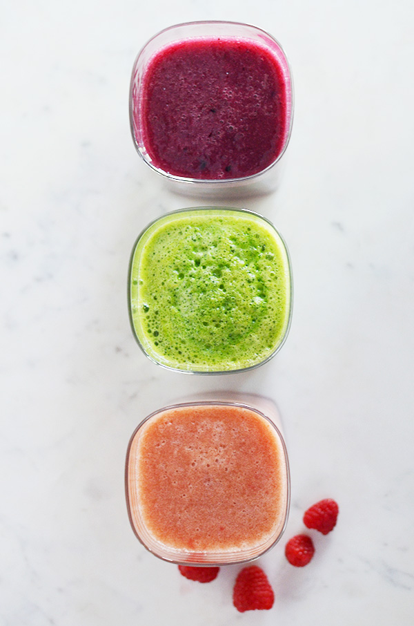Juice Recipes from Waiting On Martha