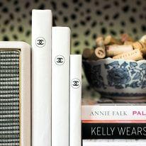 How to style a bookshelf like a designer