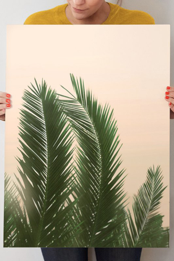 """Tropical Palm Tree"""