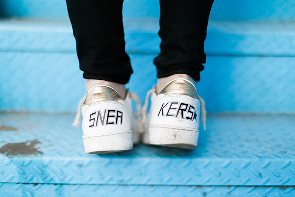 Golden Goose sneakers, @waitingonmartha