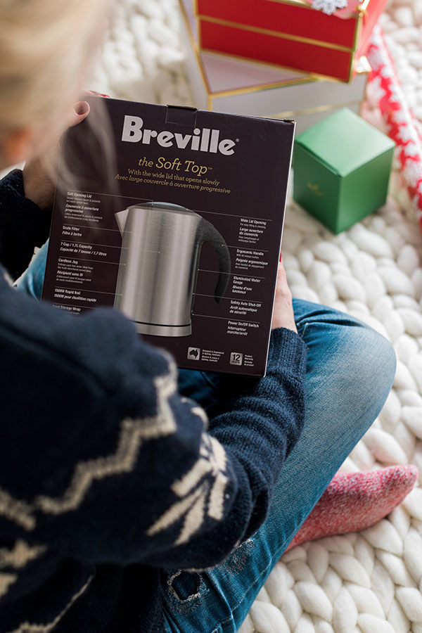 Breville Cordless Kettle, my favorite!